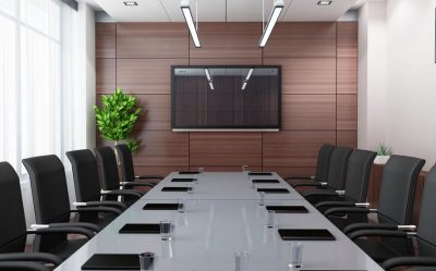 Outlook Integrated Meeting Room