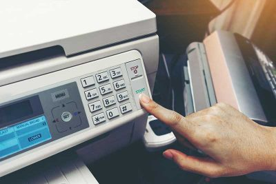 Fax Machine Security Risks in Boston Area