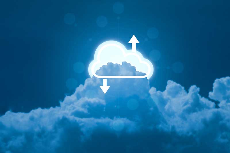 monitored cloud-based operations